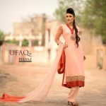 Ufaq by Dulha,s Exclusive Party Wear Evening Dresses Collection for Women (5)