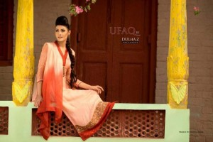 Ufaq by Dulha,s Exclusive Party Wear Evening Dresses Collection for Women (8)