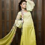 Zayn Rashid Latet Ready to Wear Glory Eid Lawn Suits 2012 For Ladies