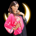 latest eid Party wear Nida Azwer Designer collection 2012-13 at One by Ensemble