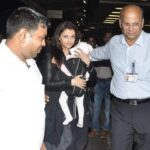 Aishwarya Rai Daughter Baby Girl Aaradhya Real Face Pictures