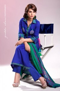 Al Karam Formal Wear Winter Dress Collection 2012-13 for Women (5)