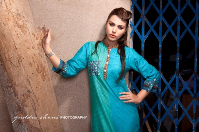 Al Karam Formal Wear Winter Dress Collection 2012-13 for Women (6)