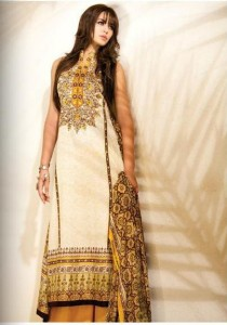 Alkaram Latest Summer Dream-Mid Summer Lawn 2012 Collection For Women 0010
