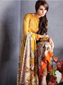 Alkaram Latest Summer Dream-Mid Summer Lawn 2012 Collection For Women 0014