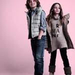 Armani Latest Junior Winter Fall Collection 2012-13 For Kids 004