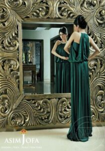 Asim Jofa Latest Beautiful Party Wear Collection 2012 For Women
