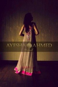 Ayesha Ahmed Latest Formal Wear Dress Collection 2012 for Women 0011