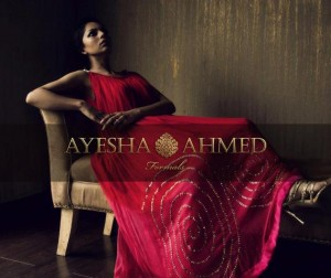 Ayesha Ahmed Latest Formal Wear Outfits 2012 for Women 002