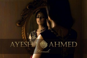 Ayesha Ahmed Latest Party Wear Dress Collection 2012 for Women 001