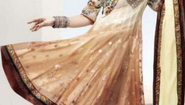 Beautiful Anarkali Frocks Fashion 2012-13 By Zarine Khan
