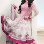 Beautiful Anarkali Frocks Fashion 2012 By Zarine Khan