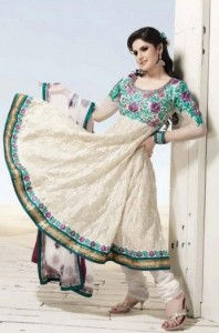 Beautiful Bridals wear Anarkali Frocks Fashion 2012 By Zarine Khan