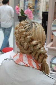 Braids Hair styles of Asian Girls 002