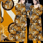 Dawood Cotton New Stylish Collection 2012 for Girl (2)