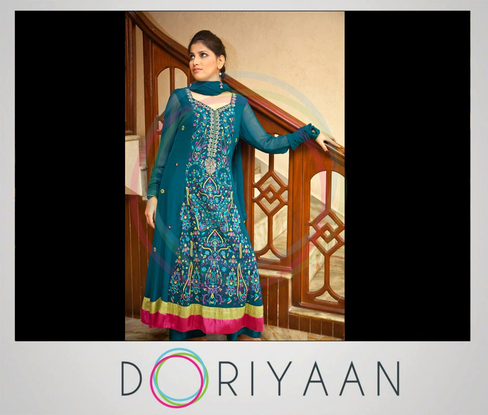 Doriyaan Formal Wear Dresses Collection 2012