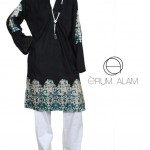 Erum Alam Latest Cotton kurtis Collection 2012-13 for Girls 003
