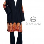 Erum Alam Latest Cotton kurtis Collection 2012-13 for Girls 004