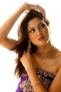 Latest Fashion model Fiza Ali