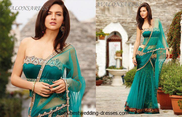 Gorgeous Latest Bridal Lehengas Collection 2012 2013