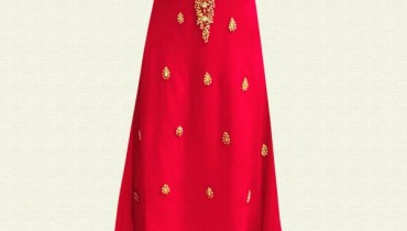 HQ Designs Formal Wear Dress Collection 2012-13 for Girls 003