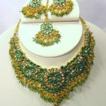 Indian Bridal Kundan Jewellery Set 002