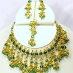 Indian Bridal Kundan Jewellery Set 005
