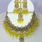 Indian Bridal Kundan Jewellery Set 006