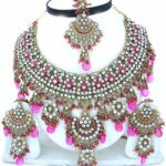 Indian Bridal Kundan Jewellery Set