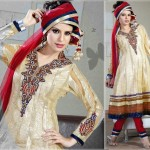 Indian Pishwas Frocks Designs 2012 she styles 001