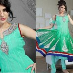 Indian Pishwas Frocks Designs 2012 she styles 0012