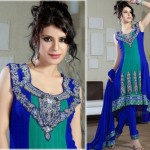 Indian Pishwas Frocks Designs 2012 she styles 0015