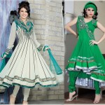 Indian Pishwas Frocks Designs 2012 she styles 004