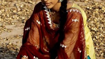 KUAAR rural Women Traditional Saraiki Cultural Dresses Fashion