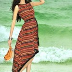 Khaadi Khaas Latest Mid Summer & Eid Dress Collection 2012 For Women (2)