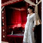 Kosain Kazmi Beautiful Kamdani Bridal Wear Dress Collection 2012 for women (5)