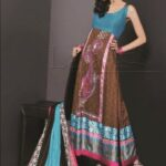 Lala Textiles Latest Senseous Lawn Dresses Collection 2012 For Women 001