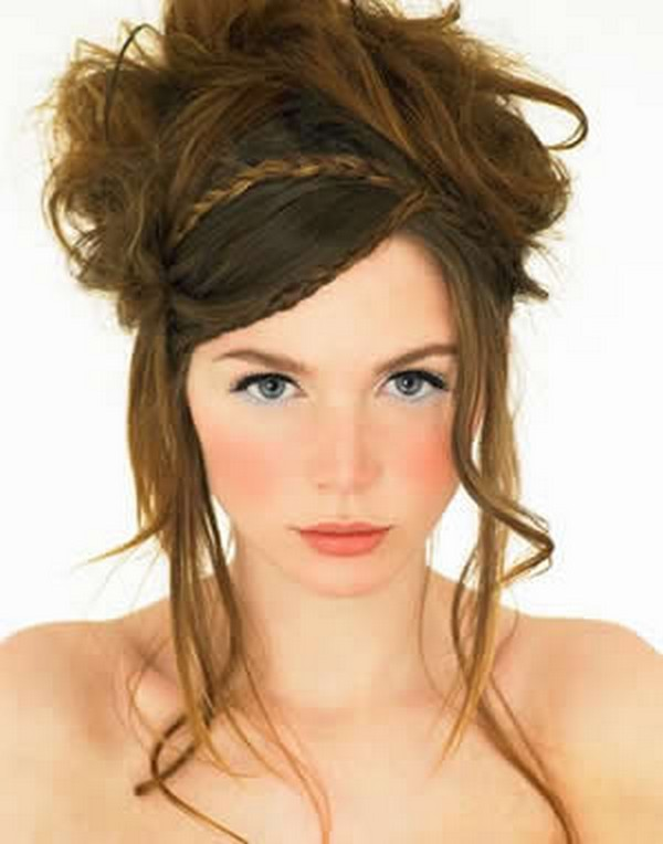 Latest & Beautiful hairs style 003