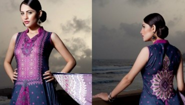 Latest Bela Lawn Collection 2012-13 For Women By Shariq Textiles 001