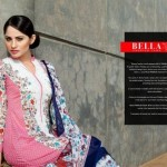 Latest Bela Lawn Collection 2012-13 For Women By Shariq Textiles 009