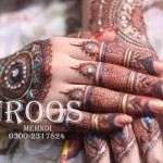 Latest Bridal Mehndi Designs 2012-13 By Uroos Mehndi (4)