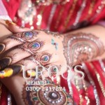 Latest Bridal Mehndi Designs 2012-13 By Uroos Mehndi (5)