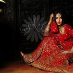 Latest Bridal Wear Collections 2012 0011