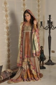 Latest Bridal Wear Collections 2012 0013