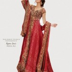 Latest Bridal Wear Collections 2012 0016