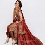 Latest Bridal Wear Collections 2012 0017