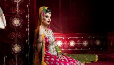 Latest Bridal Wear Collections 2012