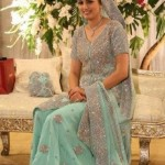 Latest Bridal Wear by Sanz Collection 2012 003