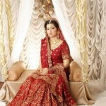 Latest Bridal Wear by Sanz Collection 2012 004