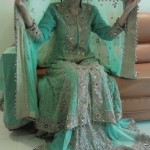 Latest Bridal Wear by Sanz Collection 2012 006